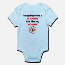 Scientist Like My Mommy Body Suit