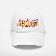 Retired!... Baseball Baseball Cap