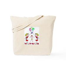 Yummy Mommies Girl Tote Bag