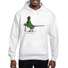 Irish Pheasant Hoodie Sweatshirt