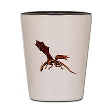 Dragon Attack Shot Glass
