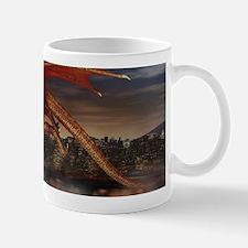 Dragon Attack Mugs