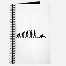 Curling evolution Journal
