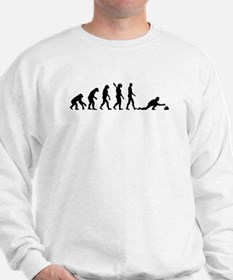Curling evolution Sweater