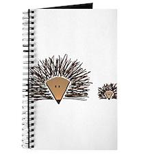 Cute Hedgehogs Journal