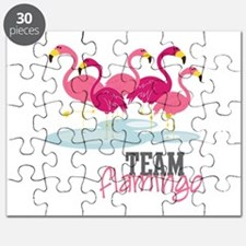 Team Flamingo Puzzle