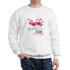 Team Flamingo Sweatshirt