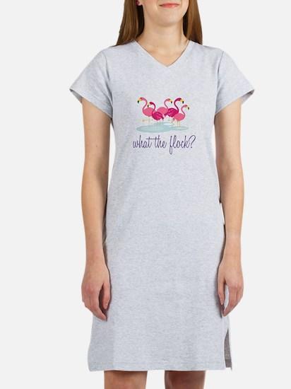 What The Flock Women's Nightshirt
