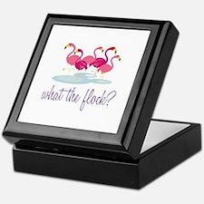 What The Flock Keepsake Box