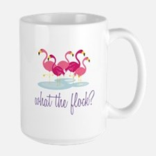 What The Flock Mugs