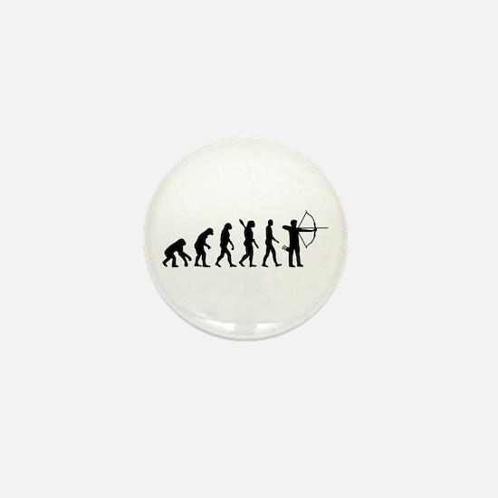 Evolution Archery Mini Button