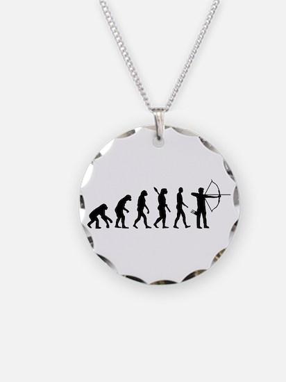 Evolution Archery Necklace