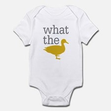 What The Duck? Infant Bodysuit