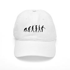 Boccia boule evolution Baseball Cap
