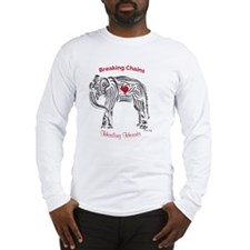 Funny Chains Long Sleeve T-Shirt