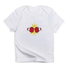 Boxing Punch Infant T-Shirt