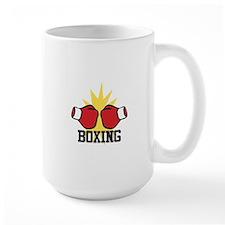 Boxing Mugs
