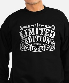 Limited Edition Since 1942 Sweatshirt (dark)
