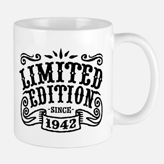 Limited Edition Since 1942 Mug