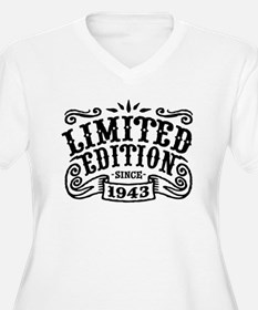 Limited Edition S T-Shirt