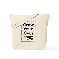Unique Distressed Tote Bag