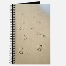 Cool Footprints sand Journal
