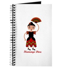 Flamengo dancer Journal