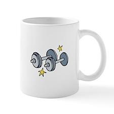 Dumbbells Mugs
