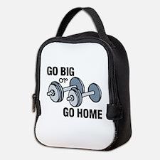Go Big Neoprene Lunch Bag