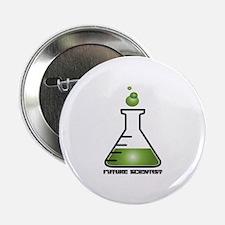 """Future Scientist 2.25"""" Button"""