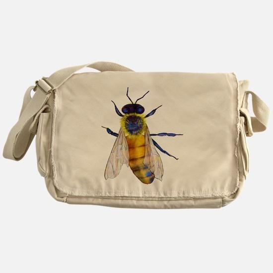 Unique Honey bee Messenger Bag