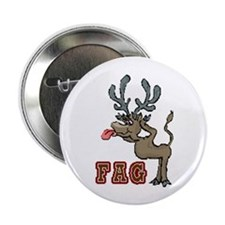 Fag Stag Button