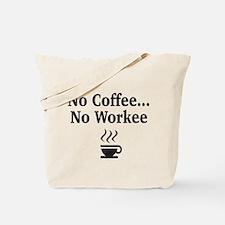 Unique Coffee Tote Bag