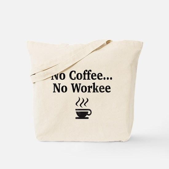 Cool Coffee Tote Bag