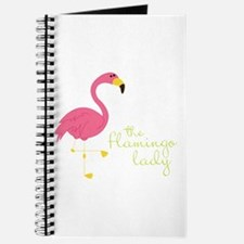 The Flamingo Lady Journal