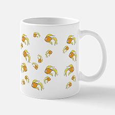 Fish Gold Mugs