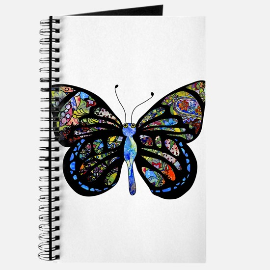 Wild Cool Butterfly Journal