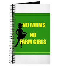 NO farms no farm girls funny woman Journal
