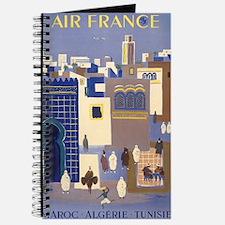 Maroc Algerie;Travel Vintage Poster Journal