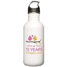 10th Anniversary Perso Water Bottle