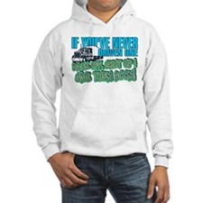 Trucker Back Off Jumper Hoody