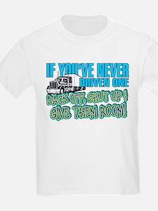 Trucker Back Off T-Shirt
