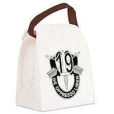 Unique Special forces group Canvas Lunch Bag