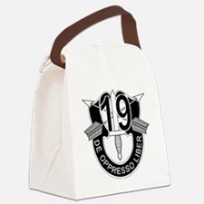 Cute Special forces group Canvas Lunch Bag