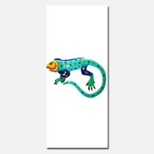 Fiesta Lizard Invitations