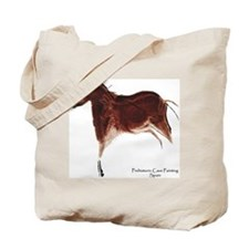 Horse Cave Painting Tote Bag