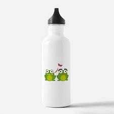 Unique Amphibians and reptiles Water Bottle
