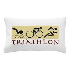 Triathlon Pillow Case