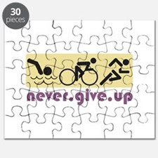 Never Give Up Puzzle
