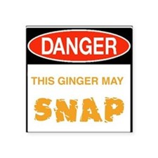 GINGERSNAP Sticker